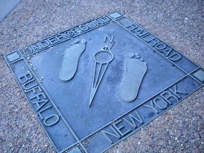 underground feet
